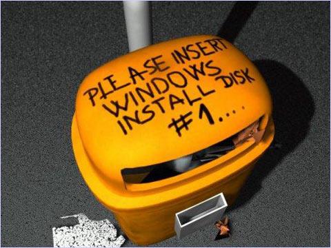 Windows 98 Install Disk